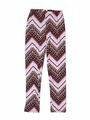 PINK Republic (Heart) Girls Red Leggings M Youth