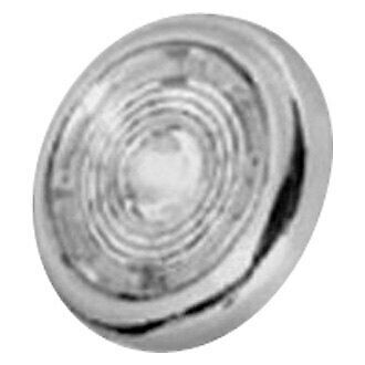 """Attwood 1.5/"""" Round LED Interior and Exterior Light Stainless Steel 6342SS7"""