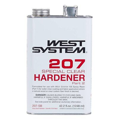 West System 207-SB Special 207 0.33 gal. Clear Hardener