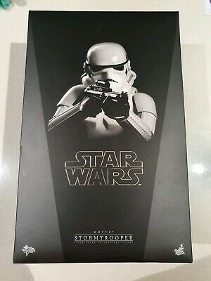 Star Wars Hot Toys Stormtrooper A New Hope Mint mms267 1/6 Figure