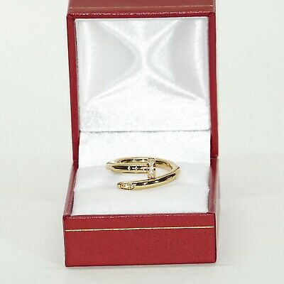 High Quality Nail Ring for Men and Women - With Free BOX+++