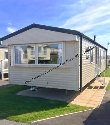 Luxury Caravan To Hire At Blue Dolphin, Filey