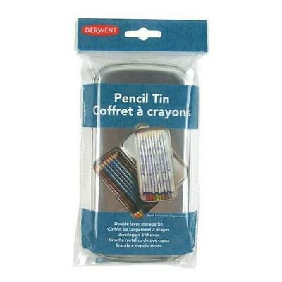 Derwent Double Layer Pencil Tin