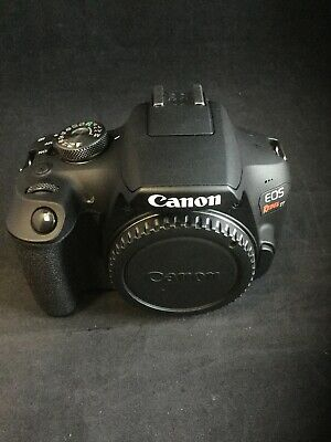 Canon EOS Rebel T7 24.1 MP Digital SLR Camera - Black (Kit with 18-55 Lens)#1896