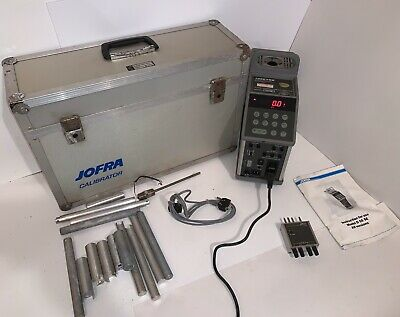 Ametek Jofra Temperature Calibrator Type D55 SE, 3/4""