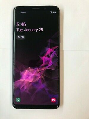 Samsung Galaxy S9 SM-G960U - 64GB - PURPLE UNLOCKED