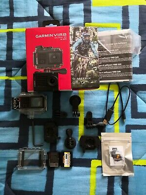 Garmin Virb Ultra 30 Action Camera 4k Full HD GoPro Sport Foto Video WiFi GPS
