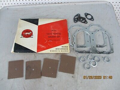 Wisconsin Engine Q-29 Value Grinding Gasket Set Models VE4 & VF4 NOS