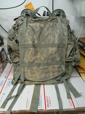 Us Military Army Issue Molle Ii Lg Ruck Sack Field Pack Backpack Free Shipping