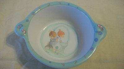 Luvn' Care Melamine Bowl Helping Hands At The Water Fountain