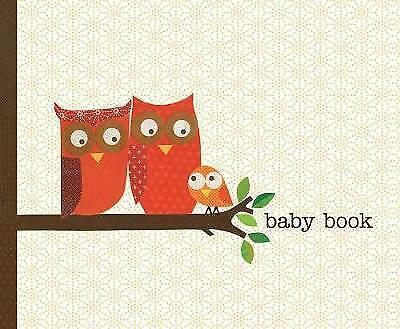 Petit Collage Baby Book (Hardback)