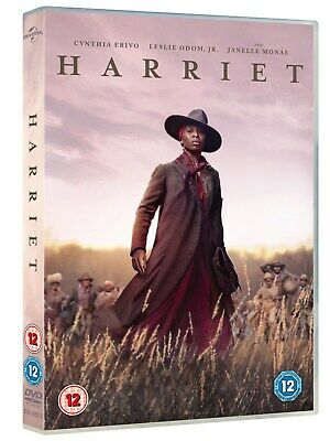 Harriet [DVD] RELEASED 30/03/2020