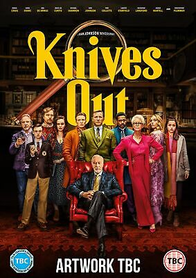 Knives Out [DVD] RELEASED 30/03/2020