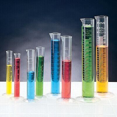Graduated Cylinders, 500ml, Package of 3