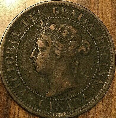 1900 H Canada Large Cent Large 1 Cent Penny