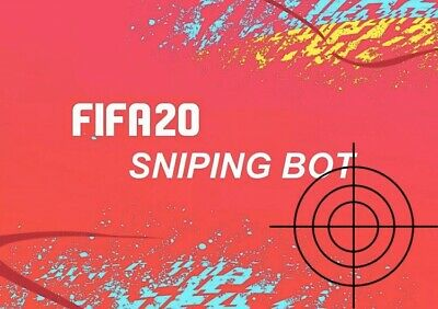 Fifa 20 Ultimate Team Sniping Bot / Autobuyer for Coins Trading