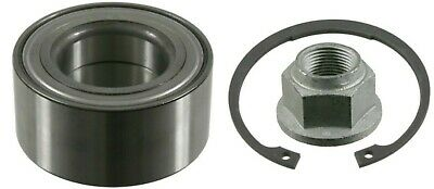 Wheel Bearing Kit With Axle Nut & Circlip for Mercedes Benz Topran 401378 New