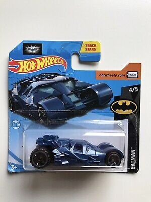 Hot Wheels 2019 The Dark Knight Batmobile 153//250 neu/&ovp