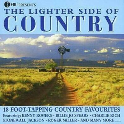 Various Artists : The Lighter Side of Country CD (2003) FREE Shipping, Save £s