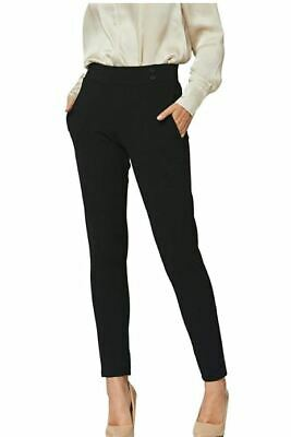 Conceited Premium Womens Stretch Dress Pants Slim Or Bootcut All Day Comfort