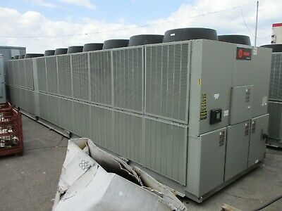 Trane Air Cooled Rotary Liquid Chiller RTAC 3004 UW0H UAFN 300 Ton 460V MFD 2012