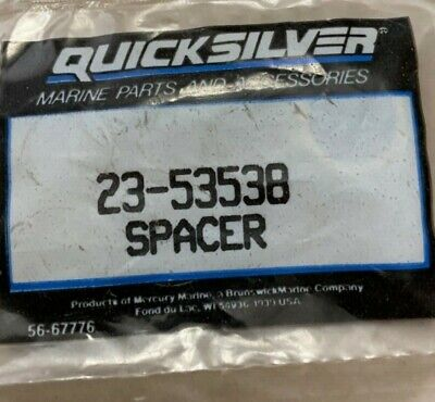23-61005 Quicksilver Spacer