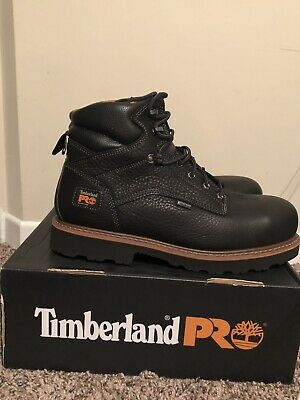 MEN'S TIMBERLAND PRO Disruptor Oxford Alloy Safety Toe Black