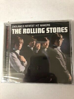 The Rolling Stones - Self Titled - Remastered - CD - Brand New!