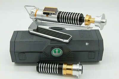 Star Wars Disney Exclusive Galaxy's Edge Luke Skywalker Legacy Lightsaber !New!