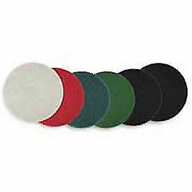 """17"""" Standard Floor Pads, Red 5/Pack - PMP4017RED PAD 4017 RED  - 1 Each"""