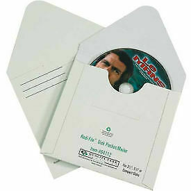 "Fibreboard CD Mailer 5 1/8"" x 5"" - 100 Pack MM1145  - 1 Each"