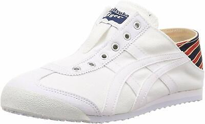 New Onitsuka Tiger MEXICO 66 SLIP-ON Paraty 1183A437 White from Japan asics F/S