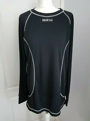 Sparco Karting Long Sleeved T-Shirt - Size XL
