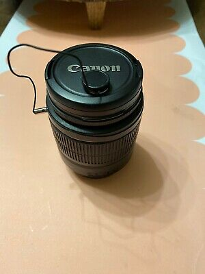 Canon EF-S 18-55mm f3.5-5.6 IS II Lens 18-55/3.5-5.6 EFS