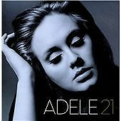 !  Adele - 21 cd freepost in very good condition