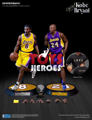 ENTERBAY RM-1065 NBA COLLECTION KOBE BRYANT RM-1065 UPGRADED VERSION Coupon