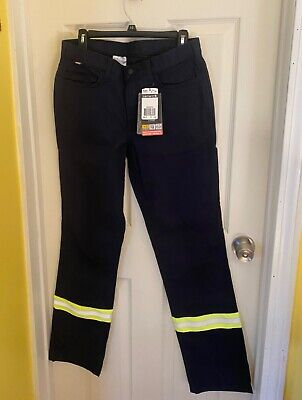 Women's Carhartt  Work Pants New With Tag Size 10 Reg  Fr