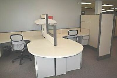 Herman Miller cubicle work stations