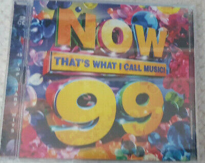 CD Album NOW That's What I Call Music! 99 New & Sealed