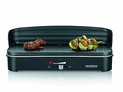 Severin Barbecue de Table Grill 2200W Teppanyaki Électrique PG8552