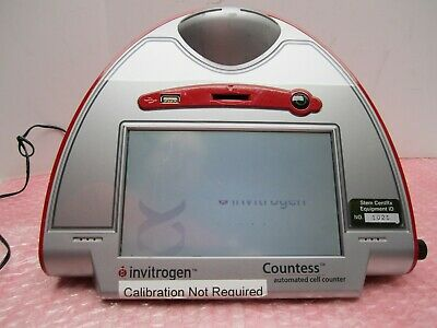 Invitrogen Countess Automated Cell Counter C10281 (Sn:12111-113)