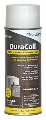 Nu-calgon Coil and Surface Protectant, For Use With HVACR Components 11 oz.