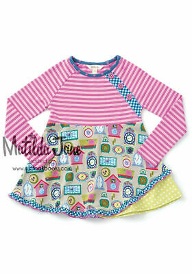 Matilda Jane Girls Matilda Jane Make Believe In Disguise Top sz 6