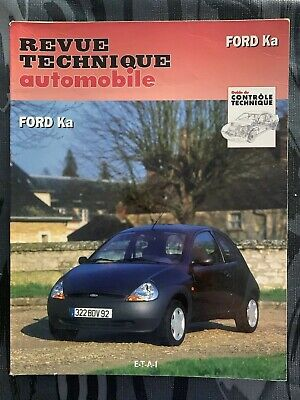 Revue Technique FORD KA - RTA