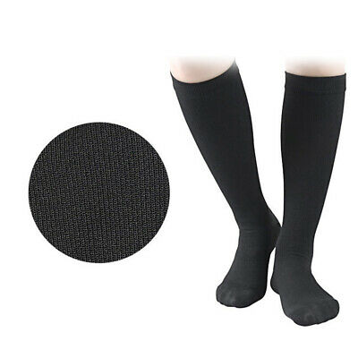 Unisex Anti-Fatigue Knee High Stockings Mens Womens Compression Support Socks