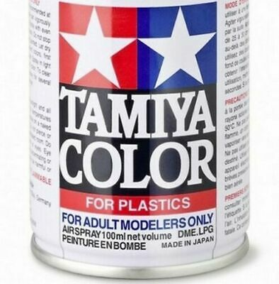 Bombe Peinture TAMIYA COLOR 100 ML : PS-28 FLUORESCENT GREEN - Polycarbonate