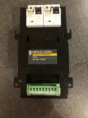 Merlin Gerin Compact/Masterpact A.C.P.  220V