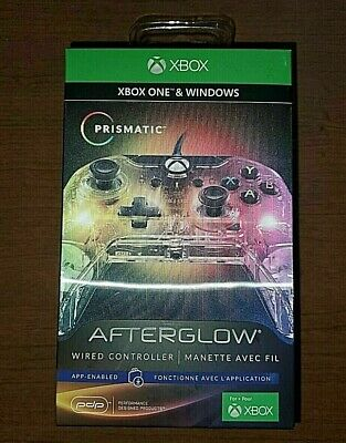 Microsoft Xbox One PDP Afterglow Prismatic Controller