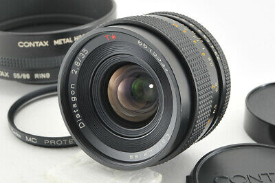 *Excellent* Contax Carl Zeiss Distagon 35mm f/2.8 AEJ from Japan #3970