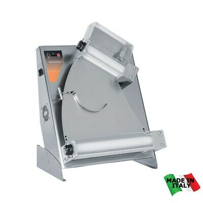 Prismafood Pizza Dough Roller for Commercial Catering and Restaurant Use